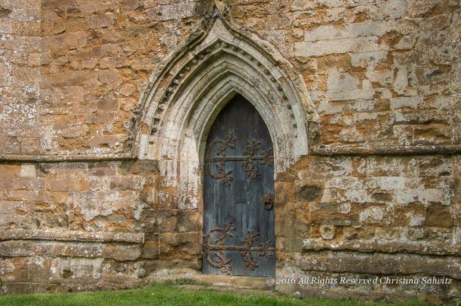 Broughton Castle, CarexTours 2016